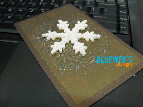 Xmas card-handmade3 by you.