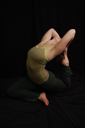 Megan Back Bend