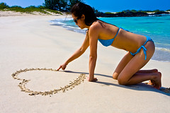 We love this beach by shaunandjenny - Makalawena Beach, Big Island, Hawaii