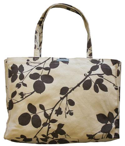 clarissa hulse canvas shopping bag
