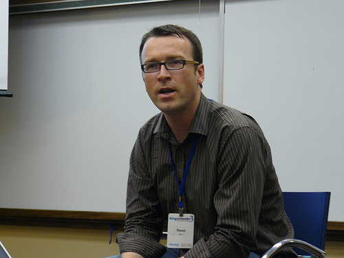 David Alston, Radian6