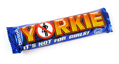 Yorkie Bar Wrapper