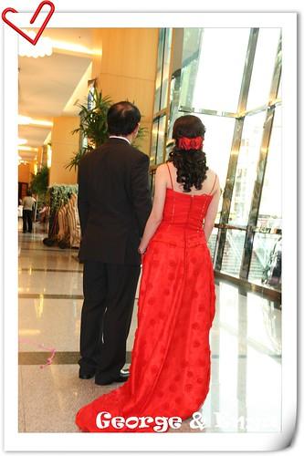 你拍攝的 20081220GeorgeEnya婚宴265.jpg。