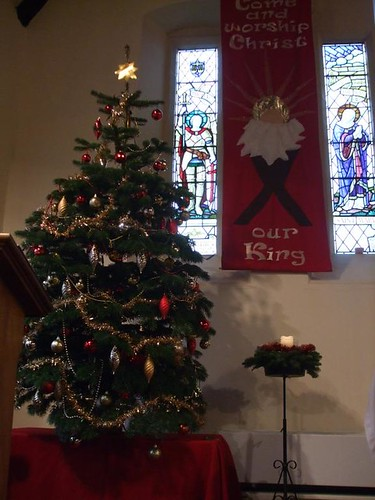 All Saints at Christmas