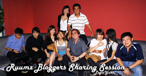 Ruumz blogger sharing session