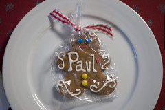 Paul Gingerbread Man