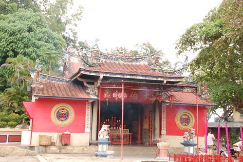 Penang Haikanga Tua Pek Kong Temple