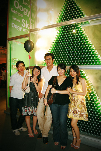 Christmas at Clarke Quay (2007)