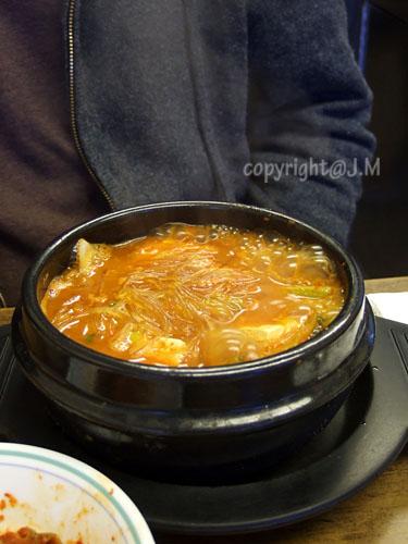 kimchee stew