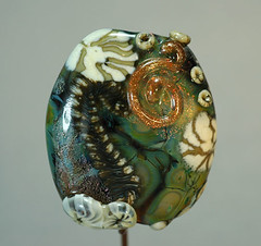 green tidepool bead