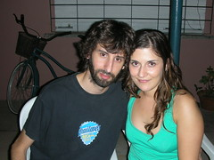 My happiest birthday ([ - P a b l o - ]) Tags: love pareja amor pablo cumple barba cumpleños rominita chivilcoy