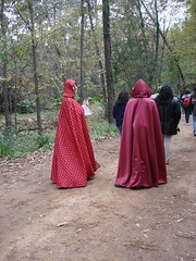 Cloaked Women