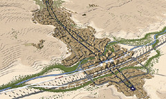 compact, transit-oriented growth (by: Suisman Urban Design)