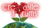 Cre8asite Valentines Day Logo