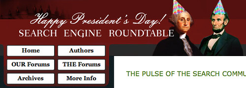 President's Day 09 SERoundtable