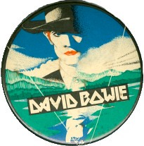 3 - David Bowie - middle size