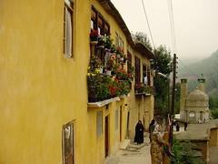 khaneh-masouleh (Damon V.M.) Tags: yellow village iran masouleh guilan