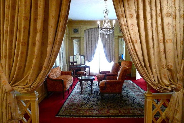 Our Suite at Hotel Raphael