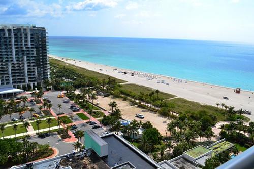 Quarto com vista para o mar - The Setai Miami