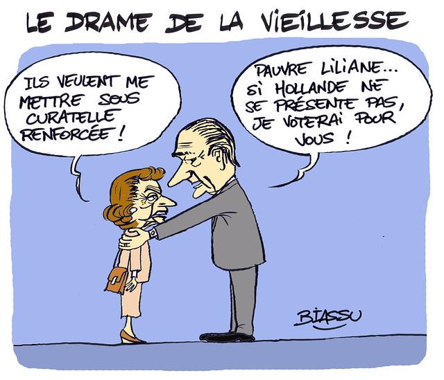 Bettancourt Chirac
