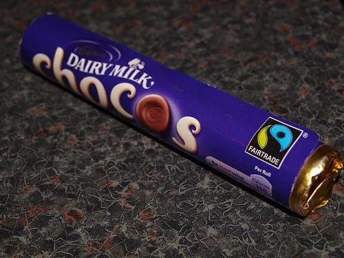Cadbury's Dairy Milk Chocos