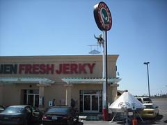 Alien Fresh Jerky!