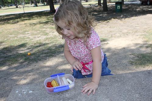 Picnic at Trinity Park
