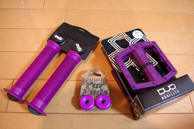 purple,purple,purple!
