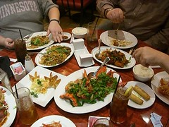 Ming's Table @ Harrah's