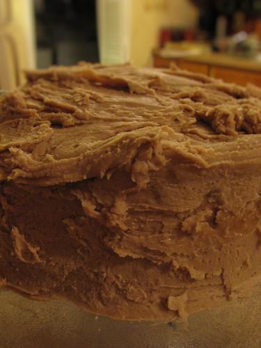Bobby's Caramel Cake w/Twist