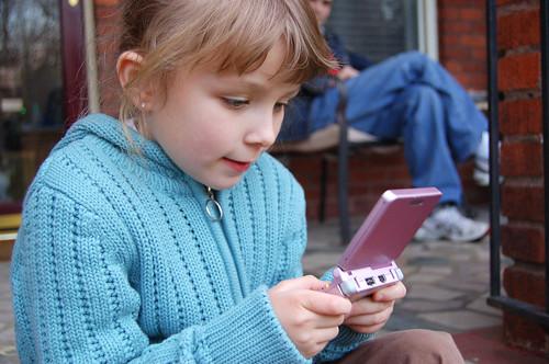 Thumb Los niños estadounidenses poseen en promedio 11 aparatos electrónicos