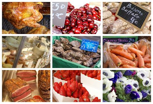Le Marais Market Montage