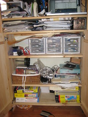 cabinet before (jenzug) Tags: organize
