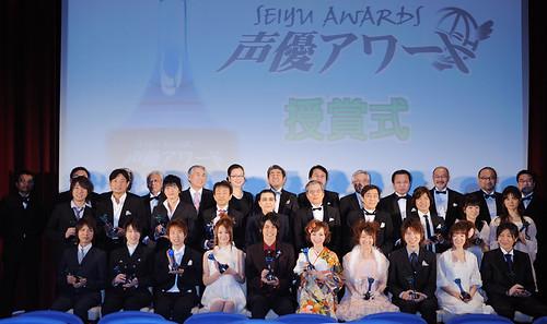 080308(2) - 『第2回聲優獎[Seiyu Awards]』頒獎典禮