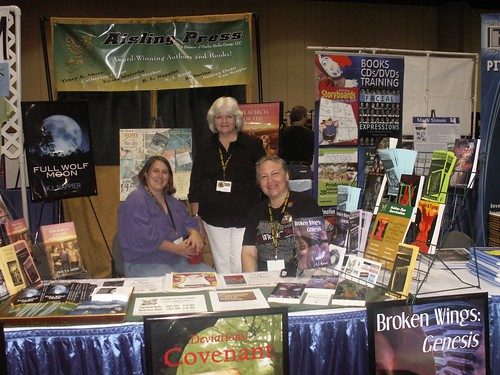 MegaCon, Aisling Press Table