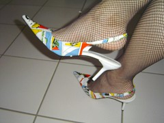 DSC05441hb (rina_cd) Tags: shoes cd fishnet heels slings