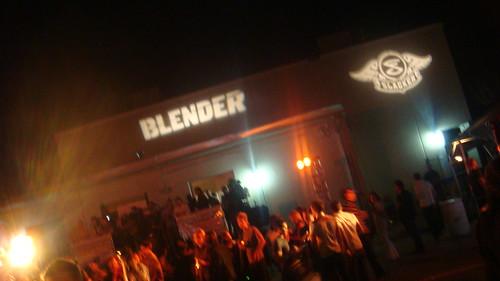 The Blender House