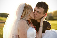 I could kiss you forever (lishagisha) Tags: wedding arizona mark sash gown alisha applered decou