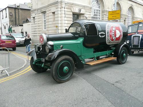 Daimler Bottle car 1923