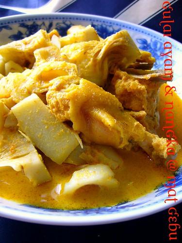 Gulai Ayam & Nangka