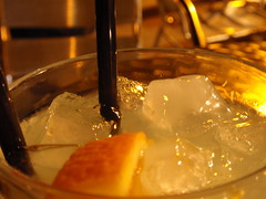 Old Fashioned (Sbaush) Tags: macro ice cocktail whisky ghiaccio fashioned sbaush colourartaward