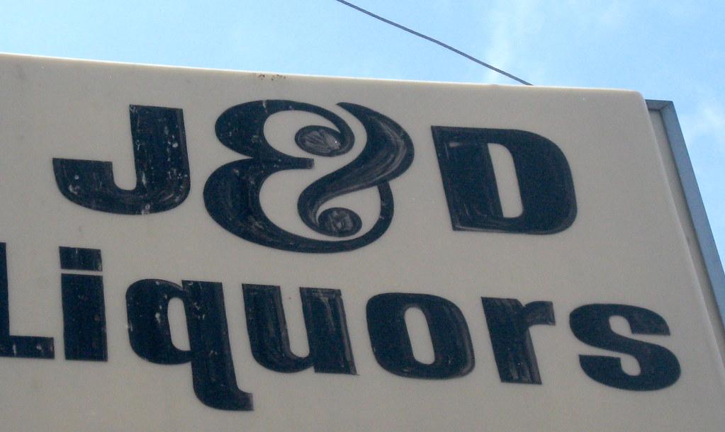 J & D Liquors: Flipside