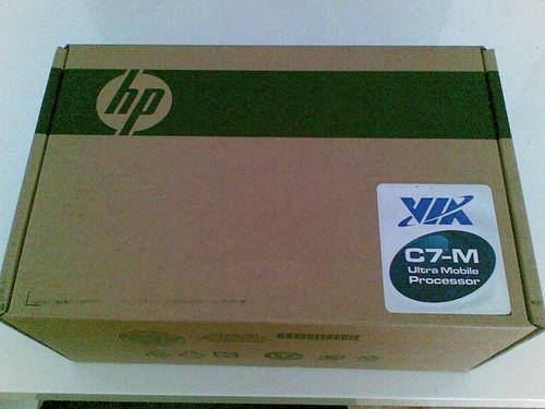 HP 2133 Schachtel