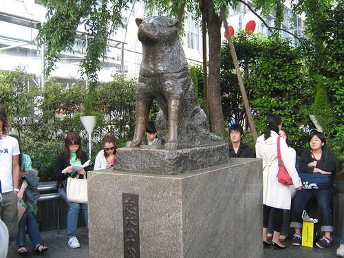 La historia de Hachiko, el perro fiel