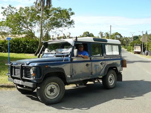 Duathlon de Poindimie 2008 #9: la voiture balai