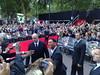 Will Smith arriving at the Hancock première (Secret Pilgrim) Tags: uk england london film movie 100views leicestersquare premiere hancock redcarpet willsmith motionpicture première faved