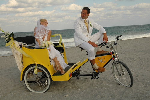 Creative transportation for your special day!