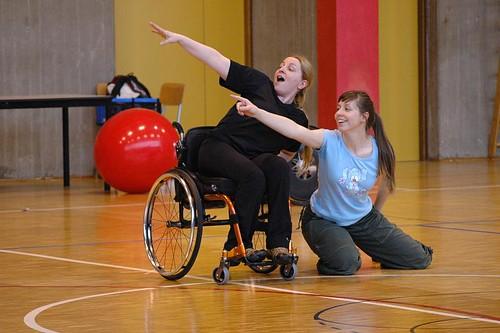 Saggio Danceability 2008 (prove generali)