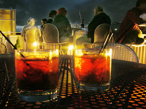 Google Cocktails at Sundance