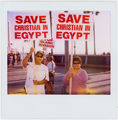Save Christian in Egypt